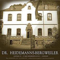Dr. Heidemanns-Bergweiler,