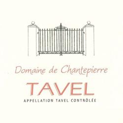 """Domaine de Chantepierre <a href=""""/regions/tavel"""">Tavel</a>, <a href=""""/regions/rhone"""">Rhône</a> France"""