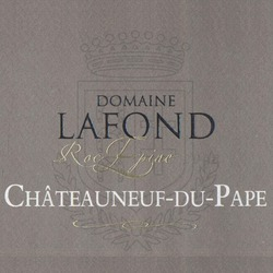 """Domaine Lafond - Roc Epine <a href=""""/regions/cotes-du-rhone"""">Côtes du Rhône</a> France"""